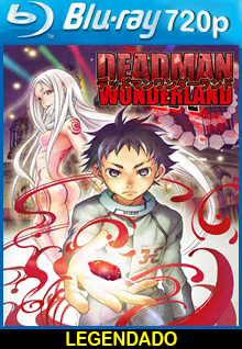 Assistir Deadman Wonderland Legendado Online