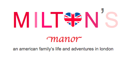 Milton&#39;s Manor