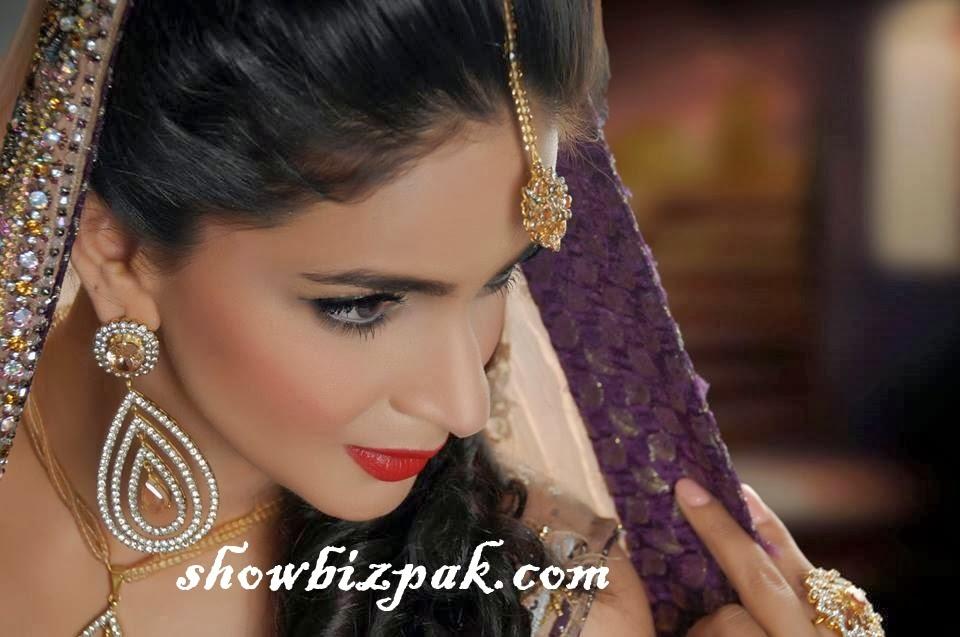 Saba Qamar Wedding