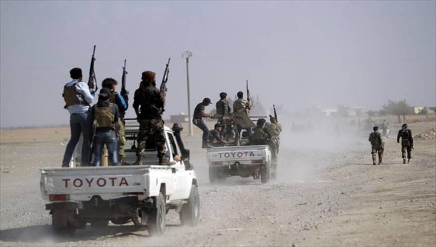 Βιολογικά ρομπότ δολοφόνοι συνεργαζόμενα με το ΙΚ εξαπέλυσαν αιφνιδιαστική επίθεση στη νοτιοδυτική Συρία