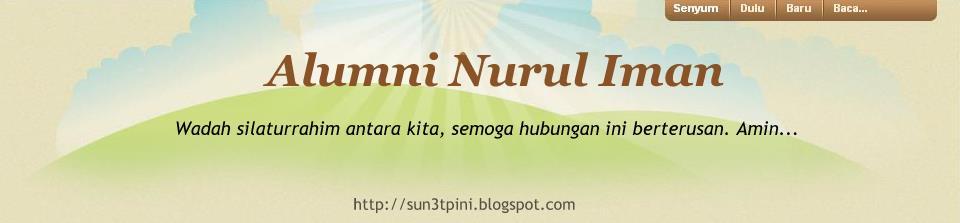 Bloglist Pilihan Alumni