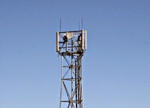 4G mobile services taking over former TV frequencies.