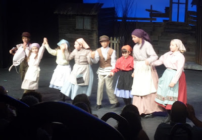 """""""Fiddler on the Roof"""" – DMTC YPT's Summer Youth Show"""