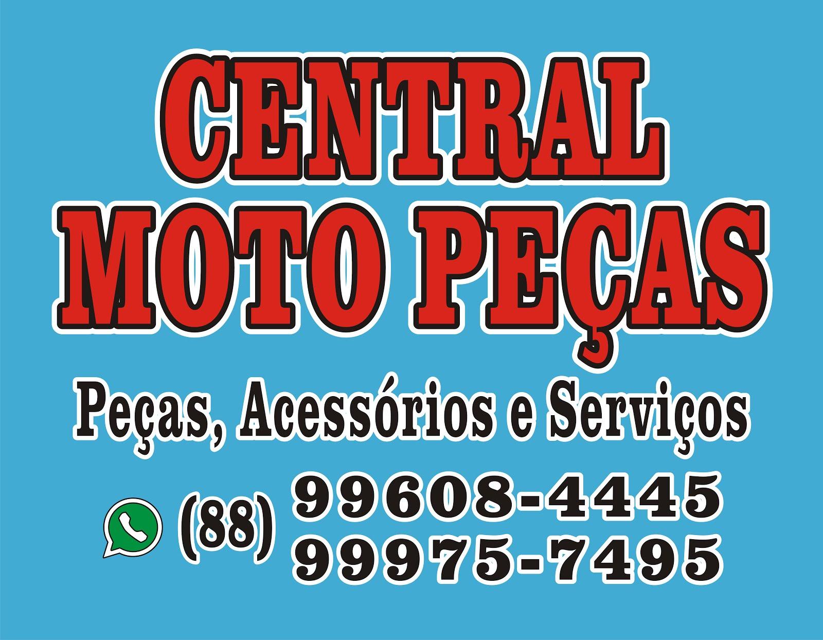 Central Moto Peças. Org:. Balduino.