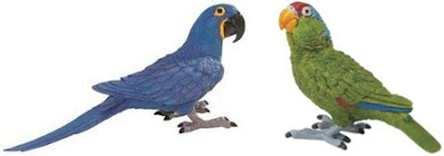 TheJungleStore.com Blog | Safari Ltd. Tropical Bird Figurines