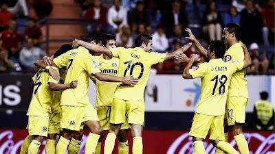 Villarreal le gana al Osasuna