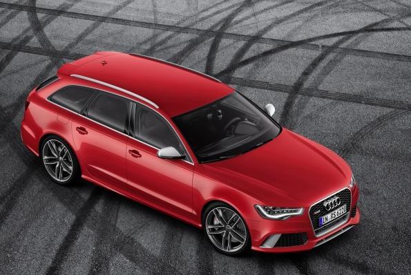 картинки Audi A6 RS6 2013