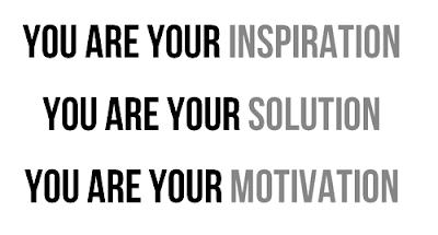 inspiração, solução, motivação. Inspiration, solution, motivation