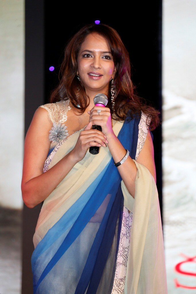 Manchu Lakshmi Prasanna at Kadali Audio Launch
