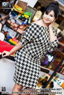 Wathsala Diyalagoda short dress