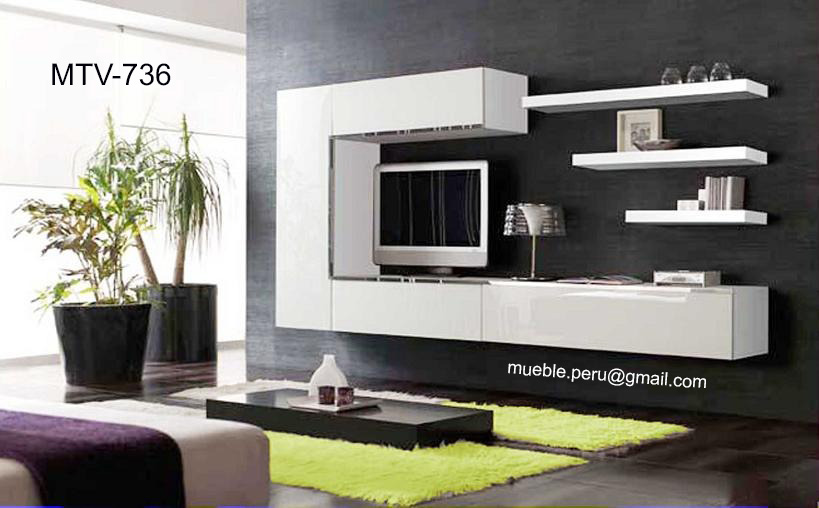 Muebles tv centros de entretenimiento - Muebles de television de diseno ...