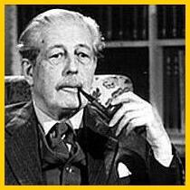 Harold Macmillan's Political Moustache