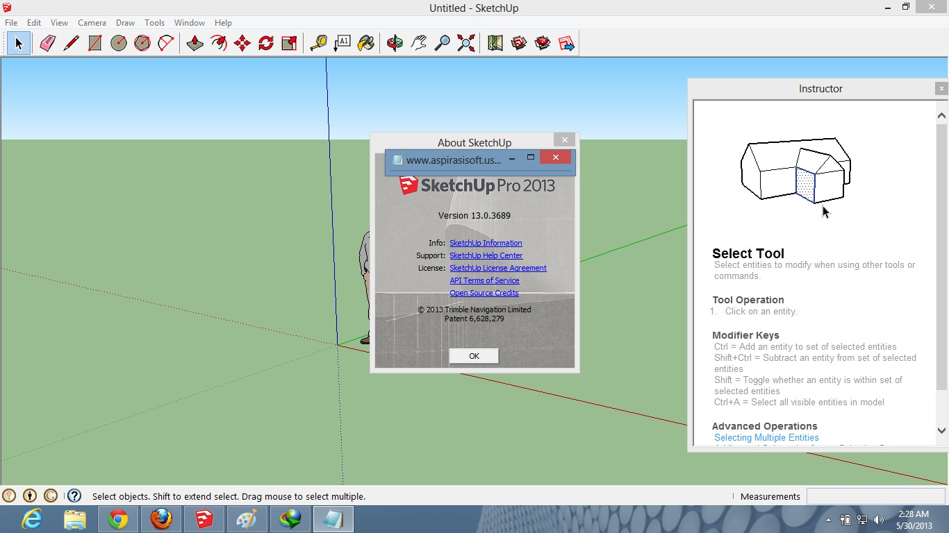 patch google sketchup 2013 full version free software