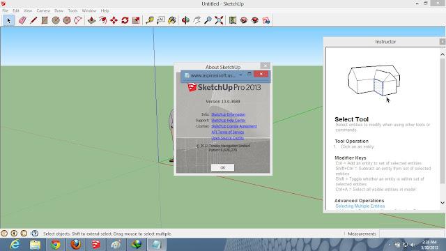sketchup pro 2015 license key
