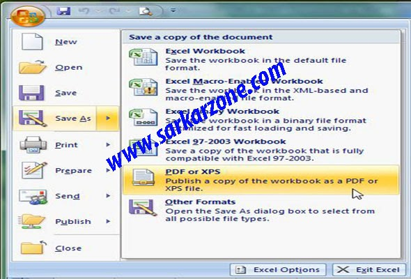word to pdf converter add in for office 2007