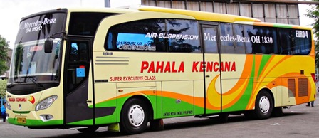 Nomor Telepon Agen Bus Pahala Kencana