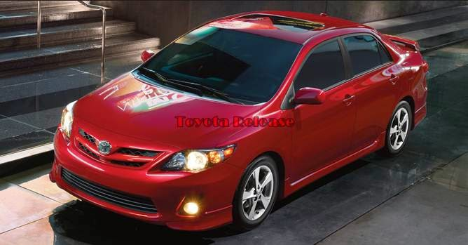 2013 Toyota Corolla S Review