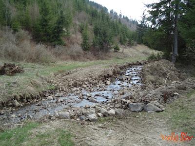 Schimbare flux apa