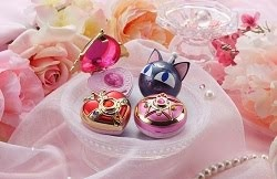 Sailor Moon Pretty Guardian Accessoire Case Charms