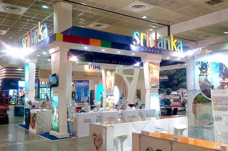 Exhibition Stall Builders In Sri Lanka : Sri lanka wins u201cbest booth design awardu201d at the korea world travel