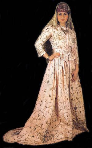 Turkish Wedding Dress 3 Luxury White Embroidered Izmir Wedding
