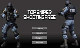 Screenshots of the Top Sniper Shooting for Android tablet, phone.