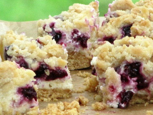 Berry Crumble Cheesecake Recipes — Dishmaps