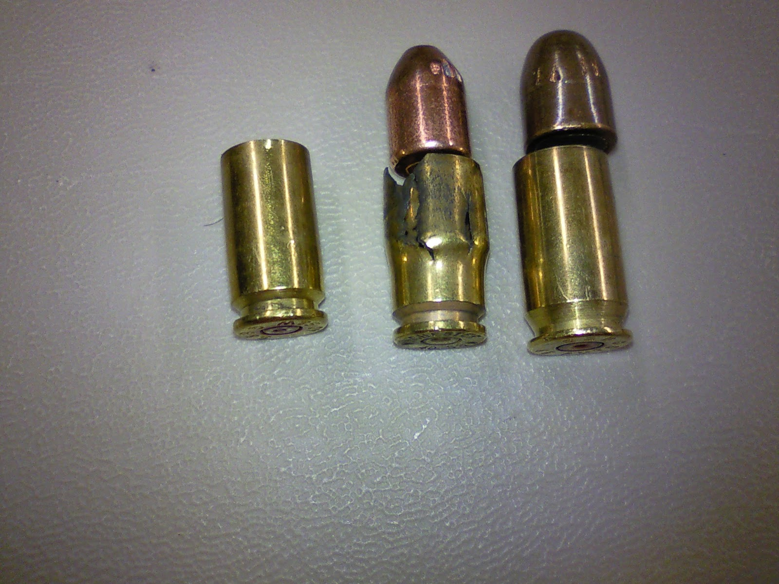 What are the types of bullet shooting