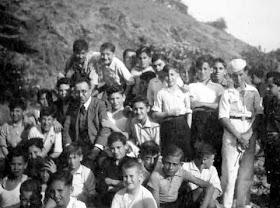 Miguel Martínez Cómitre. Escuelas del Ave Maria de Granada. 1938