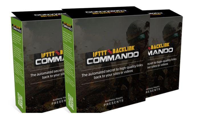 IFTTT Backlink Commando