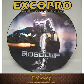 sarung ban cover ban custom robocop