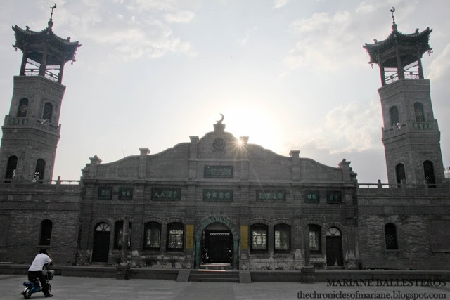 datong china mosque