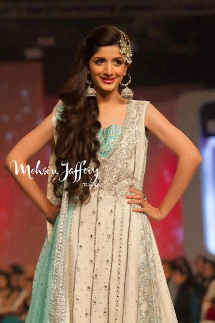 Pakistan Celebrities Pantene Bridal Couture Week 2013 Album 4