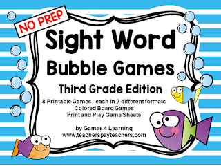 https://www.teacherspayteachers.com/Product/Sight-Words-2099896
