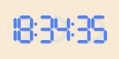 Cara Membuat/Memasang Jam Digital Flash Keren di Blog