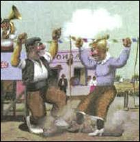 las formas musicales folkloricas: