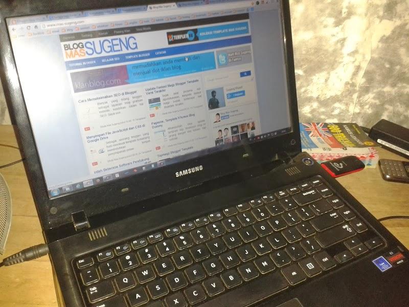 Laptop Mas Sugeng