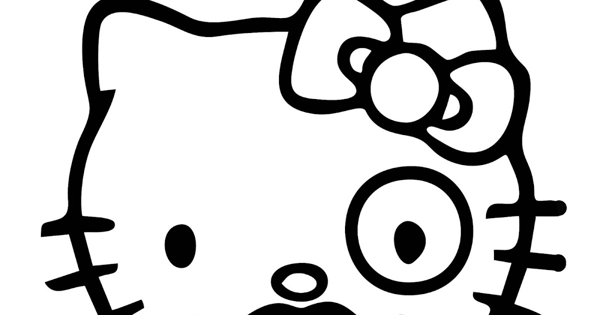 Hello Kitty Pirate Coloring Pages : Hello kitty coloring pages