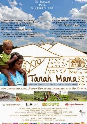 sinopsis film tanah mama