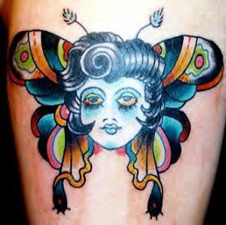 fotos e imagens de tattoos de borboleta