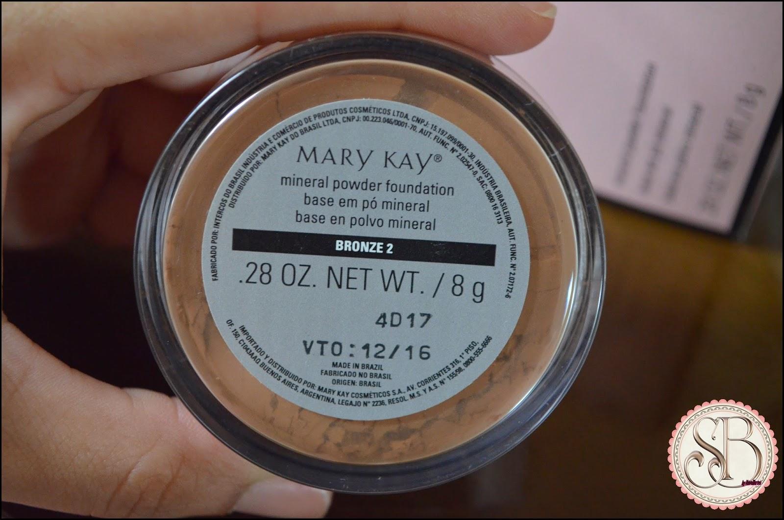 Somando Beleza, Base em Pó Solto Mary Kay Neiva Marins