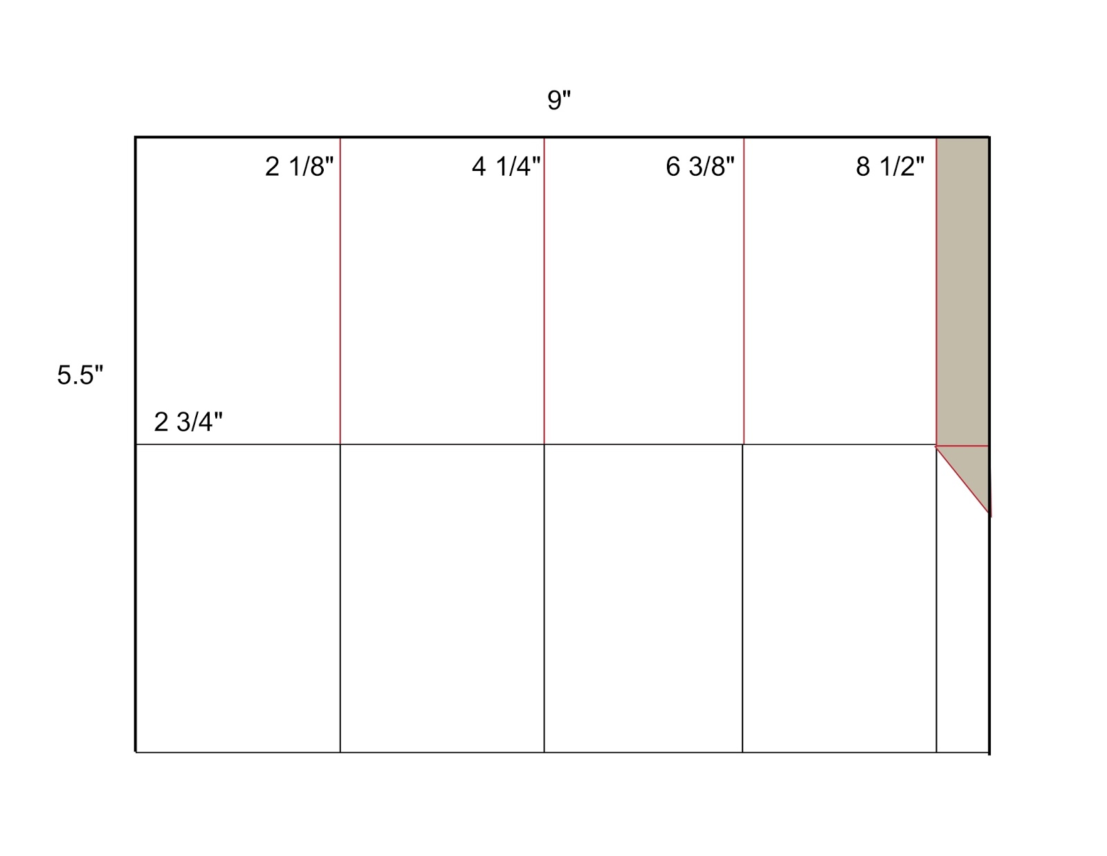 how to get measurements for a box