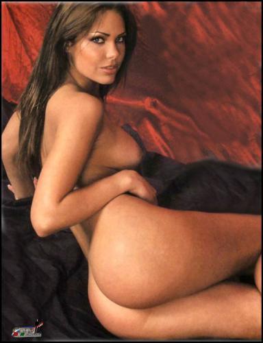 Ilary Blasi Nude