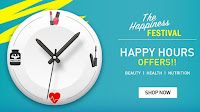 Snapdeal Happy Hours Offer for All Category