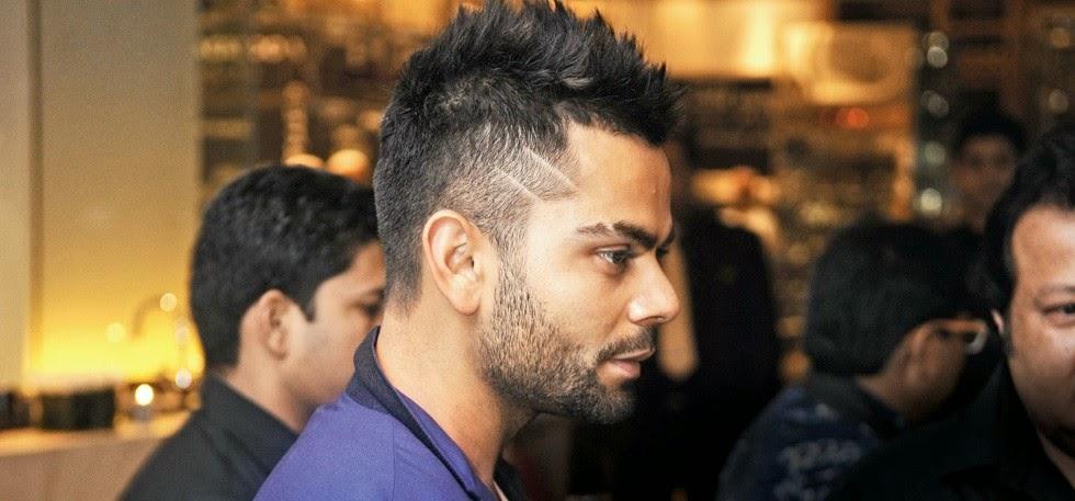 Toptimepass New Virat Kohli Hairstyle Photos Hd