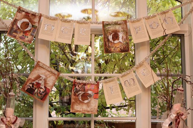 tales of faerie fairy tale baby shower ideas