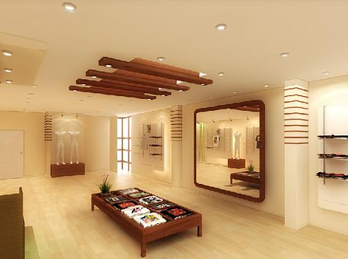 Simple False Ceiling Designs For Living Room - Native Home Garden ...