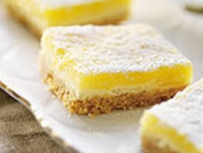 Amorris: Lemon Cheesecake Bars