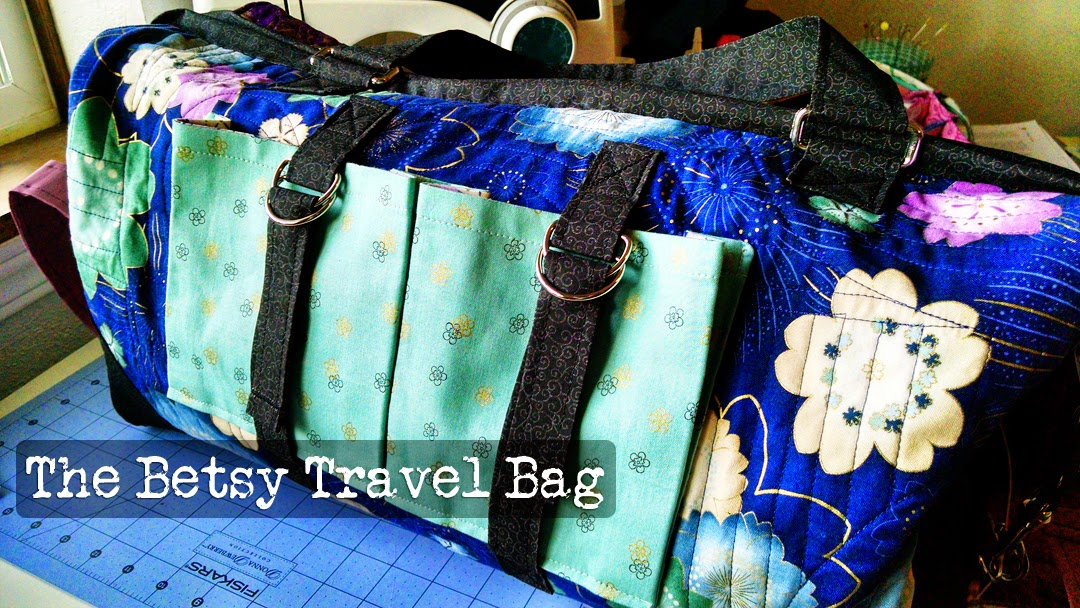 The Betsy Travel Bag #thebetsytravelbag #betsytravelbag #betsysewalong @lilmondu