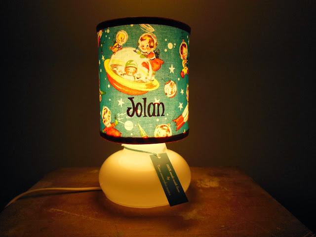 lampenkap maken, lampenkap naaien
